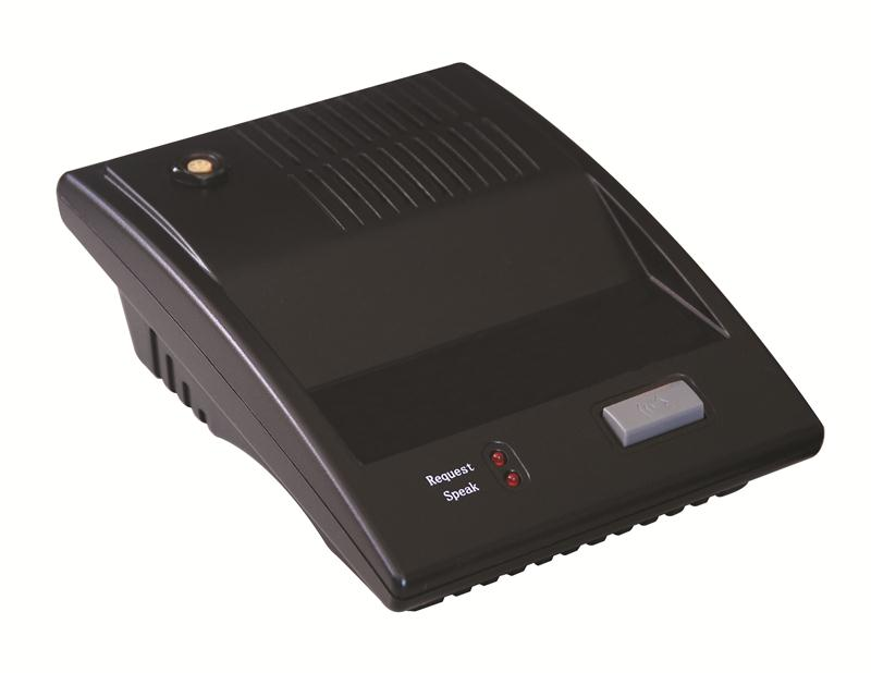 WD9600-2 Wireless Delegate Unit Descriptions